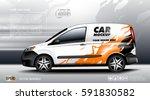 digital vector white realistic... | Shutterstock .eps vector #591830582