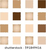 abstract square shapes   vector ... | Shutterstock .eps vector #591849416