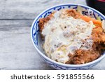 Oyakodon   Fried Chicken Rice...