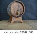 background of barrel and worn...   Shutterstock . vector #591871805
