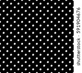abstract polka dot background... | Shutterstock . vector #591904676