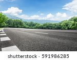 Asphalt Highways And Mountains...