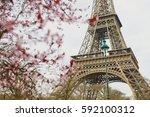 Cherry Blossom Season In Paris...