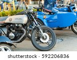 different types of motorcycles... | Shutterstock . vector #592206836