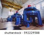 turbine generators....