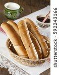 bakery | Shutterstock . vector #592243166