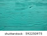 blue faded painted wooden... | Shutterstock . vector #592250975