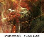 abstract background. design... | Shutterstock . vector #592311656