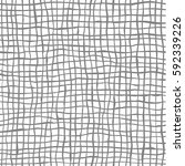 seamless doodle patterns with... | Shutterstock . vector #592339226