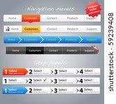 web designers toolkit  ... | Shutterstock .eps vector #59239408