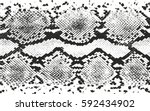distressed overlay texture of... | Shutterstock .eps vector #592434902