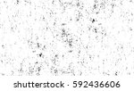 grunge black and white urban... | Shutterstock .eps vector #592436606