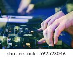 moscow   7 august 2016  party...   Shutterstock . vector #592528046