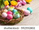 Easter Composition Of The...