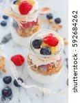 Breakfast With Yogurt And...