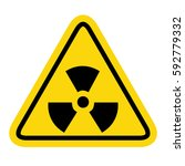 The Radiation Icon. Radiation...