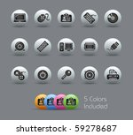 computer   devices    pearly... | Shutterstock .eps vector #59278687