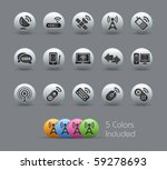 wireless   communications   ...   Shutterstock .eps vector #59278693
