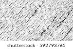 grunge overlay texture. vector... | Shutterstock .eps vector #592793765