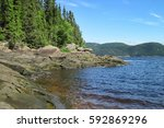 "saguenay fjord in the ""fjord du ... 