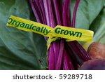 Organically Grown Label