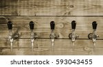 Taps For Beer Bottling And...