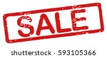 """stamp with word """"sale""""  grunge...   Shutterstock .eps vector #593105366"""