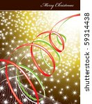 christmas background. abstract... | Shutterstock .eps vector #59314438