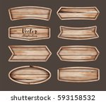 vector realistic illustration... | Shutterstock .eps vector #593158532