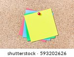 green  yellow  red and blue...   Shutterstock . vector #593202626