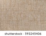 light brown textile background... | Shutterstock . vector #593245406