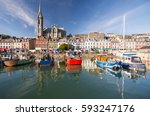 cork  ireland   september 15 ... | Shutterstock . vector #593247176