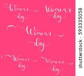 greeting card   international...   Shutterstock .eps vector #593335058