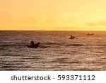 Traditional Fishing Boat With...