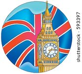 england | Shutterstock . vector #593397
