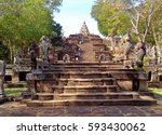 The Naga Staircase Lead Up To...