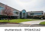 mountain view  ca  usa   march... | Shutterstock . vector #593642162