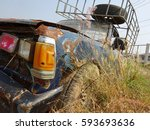 The Dilapidated Pickup Truck I...