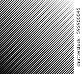 straight  parallel lines... | Shutterstock .eps vector #593900045
