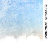 pastel grunge background with... | Shutterstock . vector #594056612