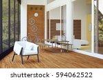 3d rendering   illustration of... | Shutterstock . vector #594062522