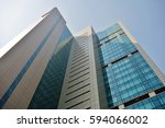 mumbai  india  25 dec 2016  the ... | Shutterstock . vector #594066002