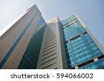 mumbai  india  25 dec 2016  the ... | Shutterstock . vector #594066002