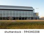 arnhem  netherlands   december... | Shutterstock . vector #594340208