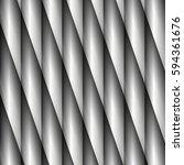 digital art  abstract three...   Shutterstock . vector #594361676