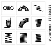 metal spiral flexible wire...