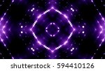 festive lights | Shutterstock . vector #594410126