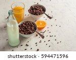 Chocolate Flakes Honey  Milk...