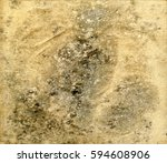 molded dirty cardboard | Shutterstock . vector #594608906