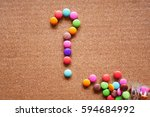 Question Mark Sign Made By...